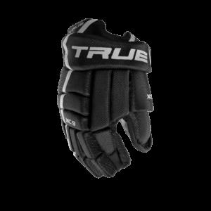 TRUE Hockey Handschuhe XC9 Junior schwarz