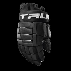 TRUE Hockey Handschuhe A6.0 schwarz