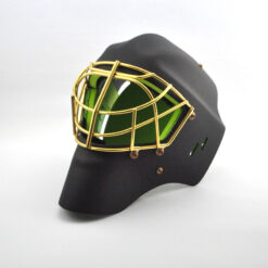 WS Custom Mask Tornado Proton schwarz matt